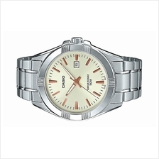 Casio Men Analog Stainless Steel Date Watch MTP-1308D-9AVDF
