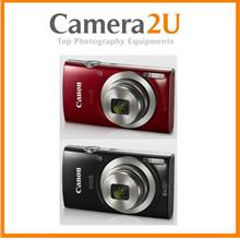 Offer Canon Ixus 185 Digital Camera 20MP 8X Optical Zoom +16GB+Case