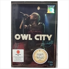 Owl City Live From Los Angeles DVD (Imported)