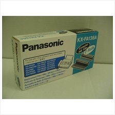 Panasonic Ink Film KX-FA136A (Genuine) KX-FP200 KX-FMC230 KX-F969 136
