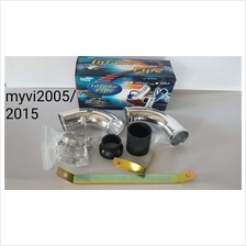 Myvi Aluminum Pipe High Cold Air Injection Intake Ram Kit