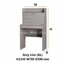 JFH SU209 Study Table / Study Desk / Workstation / Meja Belajar