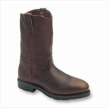 Safety Shoes Red Wing Men 11Inch Brown Pecos EH ST 4470