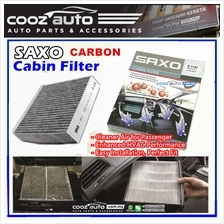 Toyota Alphard 2015 - 2019 Saxo Carbon Activated Cabin Air Cond Aircon Filter