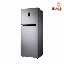 SAMSUNG 410L INVERTER TWIN DOOR FRIDGE(SILVER) SAM-RT32K5552SL