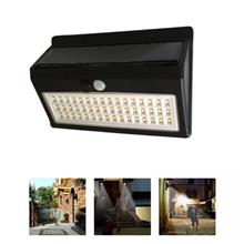 5W 48LED Solar Powered Light 3 Modes Control 600LM Outdoor Wall Lamp D..