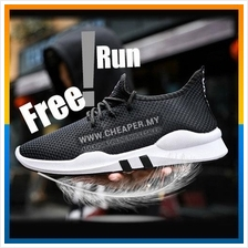 Casual Women Running Sport Shoes Sneakers Lace Up Breathable Mesh Snea