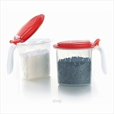 Tupperware Salt N Spice Set (2pcs) 500ml - 11091779)