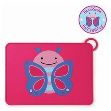 Skip Hop: Zoo Fold  & Go Silicone Kids Placemat - Butterfly - 15% OFF!!)