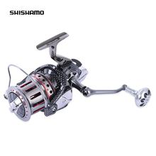10000 SIZE COLORMIX Big Full Metal Spinning Reel Fishing Tackle Lure w.