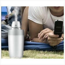 Mini Portable Humidifier Home Bedroom Office Car Air Purifier
