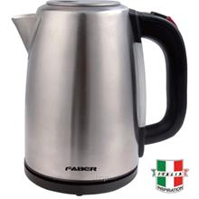 Faber 1.7L Stainless Steel Jug Kettle - FCK-117-SS)