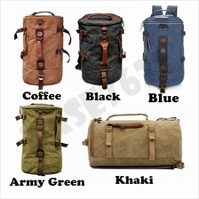 7adc667b58fd Travel Laptop Canvas Man Men Backpack Back Pack Double Shoulder Bag