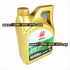 Idemitsu 0W20 Fully Synthetic Engine Oil 4L