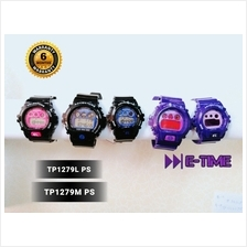US SUBMARINE TP1279 PS COUPLE DIGITAL SPORT WATCH