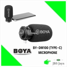 BOYA BY-DM100 Digital Condenser Stereo Microphone for Android Devices