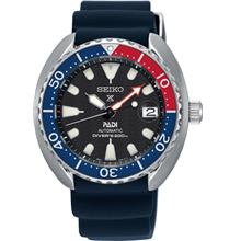 Seiko Prospex Padi Mini Turtle Pepsi Divers Automatic Watch SRPC41K1