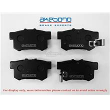 Akebono Brake Pad For Toyota Vios NCP150 G-spec [Front]