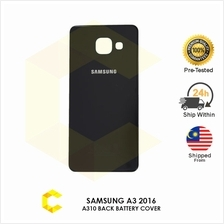 CELLCARE SAMSUNG GALAXY A3 2016 A310 BACK GLASS BATTERY COVER HOUSING