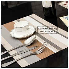 Custom made PVC Placemat Table Mat for Dining Table Restaurant & Home