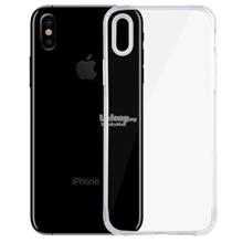 Soft Transparent TPU Protective Case for iPhone X