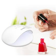 48W High Power Automatic Sensor Switch UV Nail Lamp
