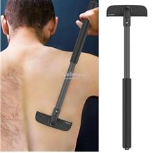 Handle Stainless Steel Blade Back Shaver Adjustable Back Razor Men