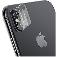 iPhone XS Max XR X Back Camera Lens HD Clear Tempered Glass Protector