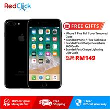 Apple iPhone 7 Plus (32GB)+ 4 Free Gifts Worth RM149