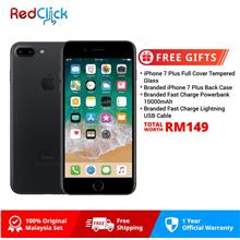 Apple iPhone 7 Plus (128GB) + 4 Free Gifts Worth RM149