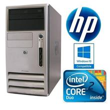 HP DX7300 MT Core2Duo Budget Ofis PC support Windows 7 CPU