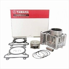CYLINDER BLOCK SET YAMAHA FZ150/LC135 WITH PISTON + RING 100% ORI