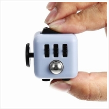 CUTE MAGIC FIDGET CUBE STYLE STRESS RELIEVER PRESSURE REDUCING TOY FOR OFFICE