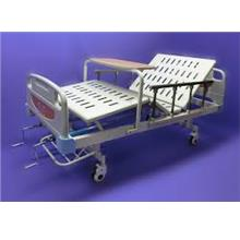 MANUAL FOWLER HOSPITAL BED W/TABLE