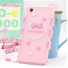OPPO A37 A37M ShakeProof Silicone Case Cover Casing + Gift