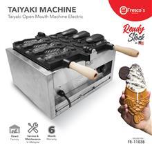 WAFFLE TAIYAKI OPEN MOUTH FISH MAKER MACHINE FR-1103B