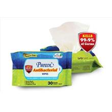 Pureen Anti Bac Wipes 2x30s \u2013 BEST BUY