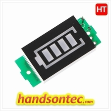 2-Cell Lithium Battery Level Indicator Module