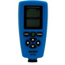 RUSSIA EDITION BLUE BSIDE CCT01 Coating Thickness Gauge LCD Display wi..