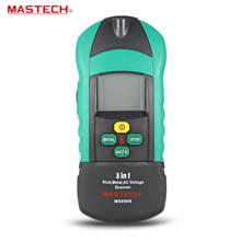 BLACK AND GREEN MASTECH MS6906 3 in 1 Multifunctional AC Voltage Scann..