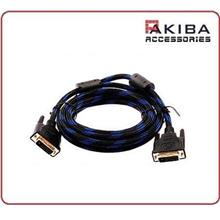 High Quality DVI Male to Male DVI Cable (1.5m)