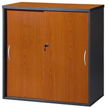 Office Furniture / Sliding Door Cabinet AS-808C