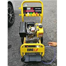 EUROX 200bar Diesel Engine High Pressure Cleaner