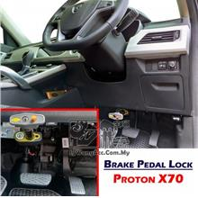 Proton X70 - Brake Pedal Lock Geneo (Local)-Custom Made