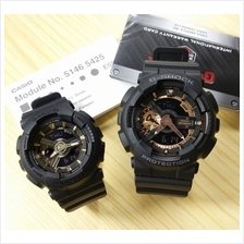 CASIO ORIGINAL G-SHOCK BABY-G G GA-110RG-1A BA-110GA-1A COUPLE WATCH