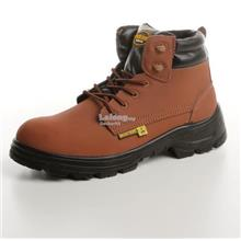 BOXTER SAFETY SHOES DON HIGH QUALITY NUBUCK LEATHER (SIZE:UK4-10)