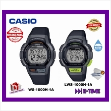 CASIO ORIGINAL WS-1000H-1A/ LWS-1000H-1A COUPLE SPORT WATCH