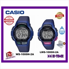 CASIO ORIGINAL WS-1000H-2A/ LWS-1000H-2A COUPLE SPORT WATCH