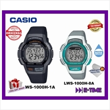 CASIO ORIGINAL WS-1000H-1A/ LWS-1000H-8A COUPLE SPORT WATCH