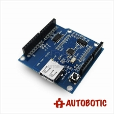 USB Host Shield for Arduino (Support Google Android ADK)